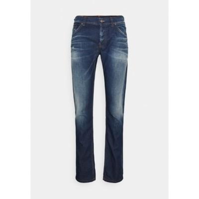 ドンダップ デニムパンツ メンズ ボトムス Slim fit jeans - blue