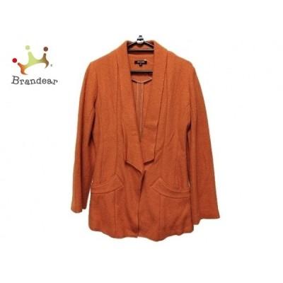 ドゥクラッセ DoCLASSE ジャケット サイズ5 XS レディース 美品 オレンジ   スペシャル特価 20200527