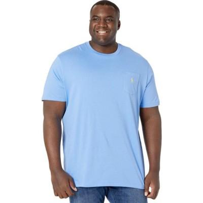 ラルフ ローレン Polo Ralph Lauren Big & Tall メンズ Tシャツ 大きいサイズ Big & Tall 26/1 Jersey Short Sleeve Classic Fit T-Shirt