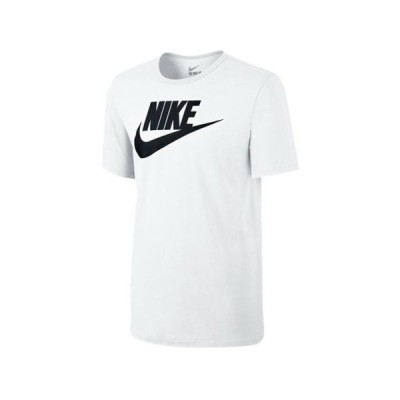 NIKE ナイキ フューチュラ アイコン Tシャツ メンズ WHITE