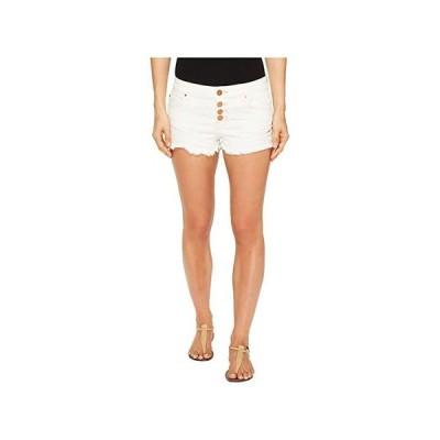ビラボン Buttoned Up Shorts レディース ショートパンツ ズボン 半ズボン Sea Bleach
