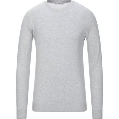 パオロ ペコラ PAOLO PECORA メンズ ニット・セーター トップス sweater Grey