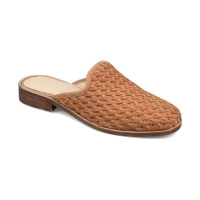 ジュルネ シニャテュール サンダル シューズ レディース Women's  Perri Flats Tan