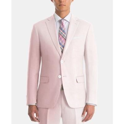 ラルフローレン ジャケット&ブルゾン アウター メンズ Men's UltraFlex Classic-Fit Linen Sport Coats Pink