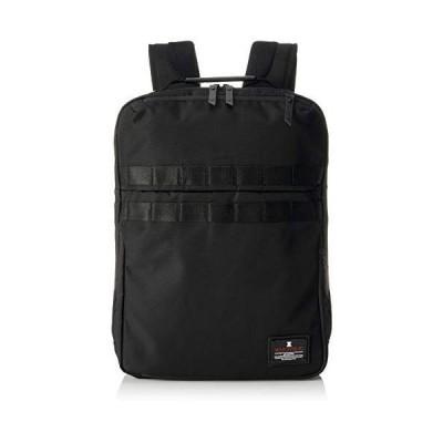 [マキャベリック] リュック 13インチラップトップ収納 FLEA BACKPACK 3120-10109 ブラック