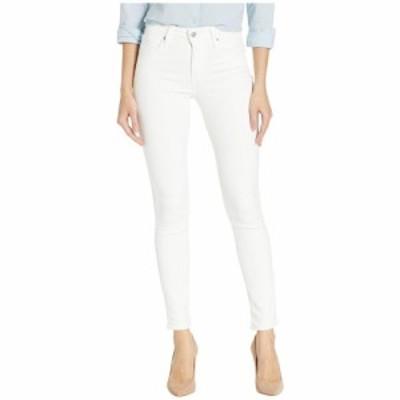 リーバイス Levis Womens レディース ジーンズ・デニム ボトムス・パンツ 721 High Rise Skinny Soft Clean White