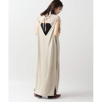 レディース ジャーナルスタンダード レサージュ 【TOGA PULLA/トーガプルラ】 High gauge knit dress:ワンピース ナチュラル 38