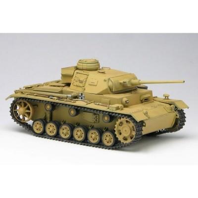 ガールズ&パンツァー 1/35 III号戦車J型 黒森峰女学園 プラモデル[プラッツ]《在庫切れ》