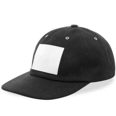 タカヒロミヤシタザソロイスト TAKAHIROMIYASHITA TheSoloist. メンズ キャップ 帽子 Back 6 Panel Logo Cap Black