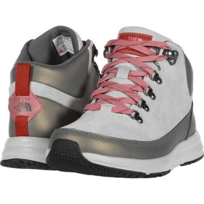 ザ ノースフェイス The North Face レディース ブーツ シューズ・靴 Back-To-Berkeley Redux Remtlz Lux Micro Chip Grey/Mauveglow
