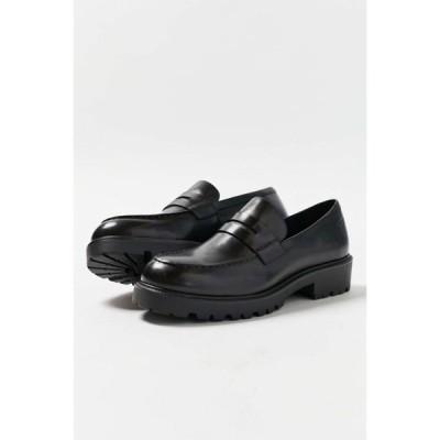 ヴァガボンド Vagabond Shoemakers レディース ローファー・オックスフォード シューズ・靴 kenova loafer Black