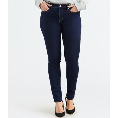 リーバイス レディース デニムパンツ ボトムス Levi's 311 Shaping Skinny Jeans Dark Darkest Sky