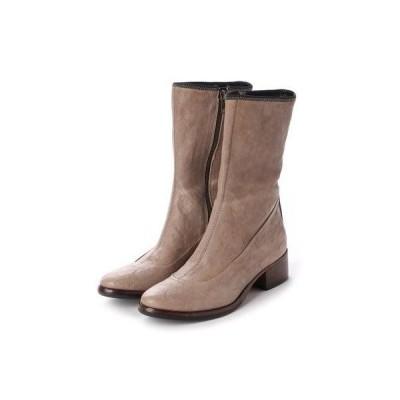 ヨーロッパコンフォートシューズ EU Comfort Shoes King Tartufoli  ミドルブーツ(3090) (ダークグレー)