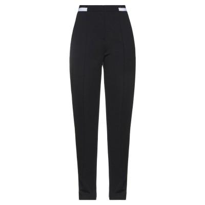 YOOX - CALVIN KLEIN JEANS パンツ ブラック S レーヨン 66% / ナイロン 29% / ポリウレタン 5% パンツ