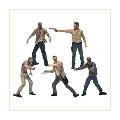 Walking Dead Tv Building Set 5 Figure Pa [並行輸入品]【並行輸入品】