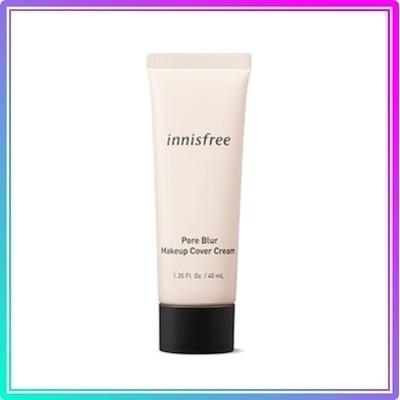 イニスフリー ポアブラー メイクアップ カバー クリーム40ml / innisfree Pore Blur Makeup Cover Cream SPF50+ PA++++ 40mL