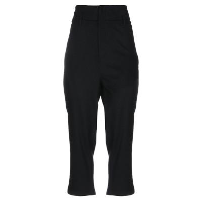 ワイスリー Y-3 パンツ ブラック S バージンウール 100% パンツ