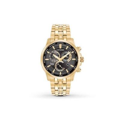 シチズン 腕時計 Citizen メンズ 'Perpetual カレンダー' クォーツ S S カジュアル 腕時計 BL8142-50E