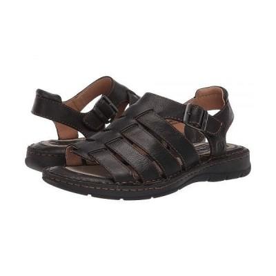 Born ボーン メンズ 男性用 シューズ 靴 サンダル Wichita - Black Full Grain Leather