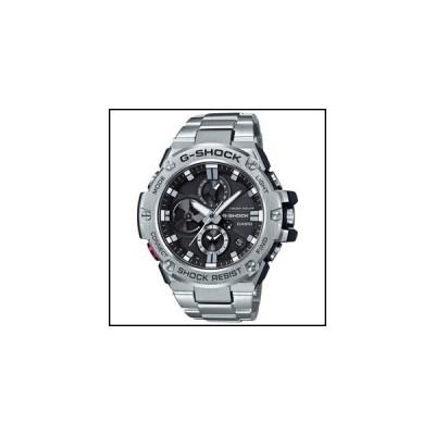 カシオ Gショック Gスティール ブルートゥース ソーラー 時計 メンズ 腕時計 GST-B100D-1AJF