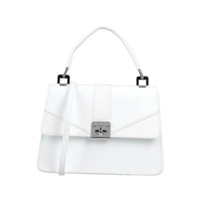 トスカブルー TOSCA BLU  レディース ハンドバッグ 鞄 ホワイト