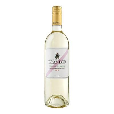 ■ ブランダー ロス オリヴォス ディストリクト ソーヴィニヨン ブラン [2019] ≪ 白ワイン カリフォルニアワイン ≫