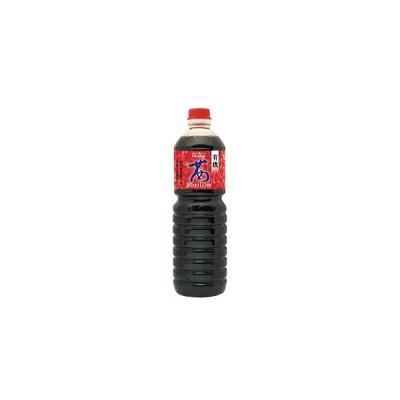 有機JAS有機茜醤油(ペットボトル)1L(赤ラベル)