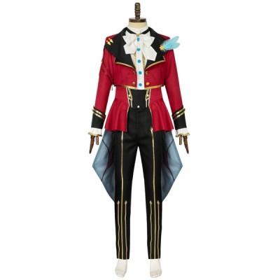 ツキウタ THE ANIMATION2 水無月 涙 Six Gravity コスプレ 衣装 キャラクター コスチューム  ハロウィン イベント