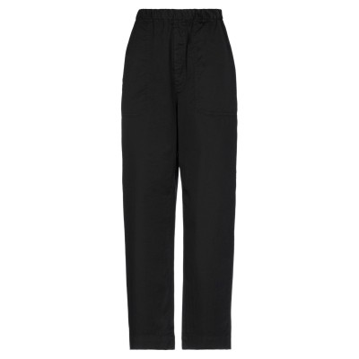 トゥルーニューヨーク TRUE NYC® パンツ ブラック M コットン 97% / ポリウレタン 3% パンツ