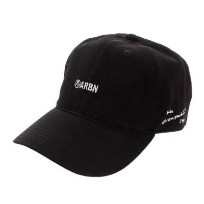(ARBN)ミニ ロゴ キャップ AB99AC1186 BLK 衣料小物 キャップ AB99AC1186 BLK