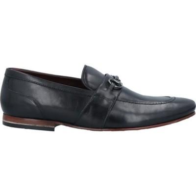テッドベーカー TED BAKER メンズ ローファー シューズ・靴 loafers Black