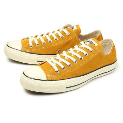 converse(コンバース) SUEDE ALL STAR US OX(スエード オールスター US オックス) 31302070 ゴールド