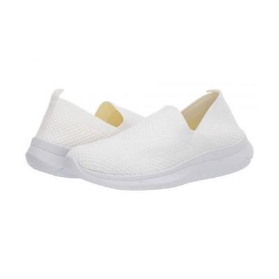 Easy Spirit イージースピリット レディース 女性用 シューズ 靴 スニーカー 運動靴 Savanah 2 - White