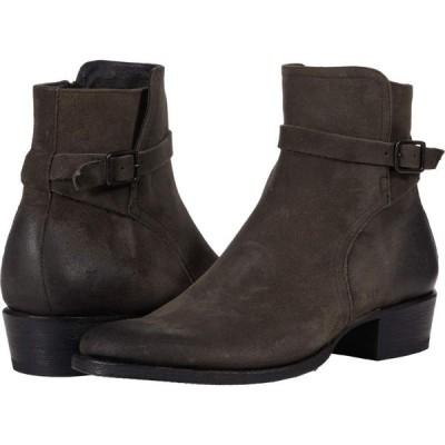 フライ Frye メンズ シューズ・靴 Grady Jodphur Dark Grey