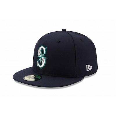 ニューエラ(NEW ERA) 59FIFTY MLB オンフィールド シアトルマリナーズ ゲーム 1