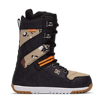 DC Mutiny Lace Snowboard Boot Camo 8.5 D M