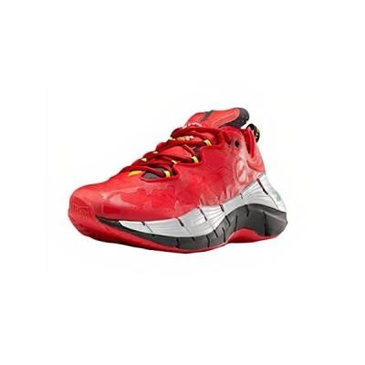 Reebok Unisex Zig Kinetica II Sneaker, Power Rangers Red, 10 US Men 好評販売中