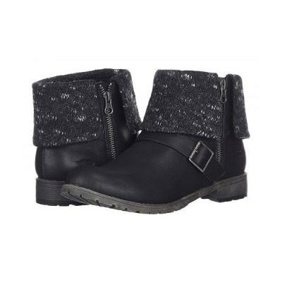 Rocket Dog ロケットドッグ レディース 女性用 シューズ 靴 ブーツ ライダーブーツ Bentley - Black/Black