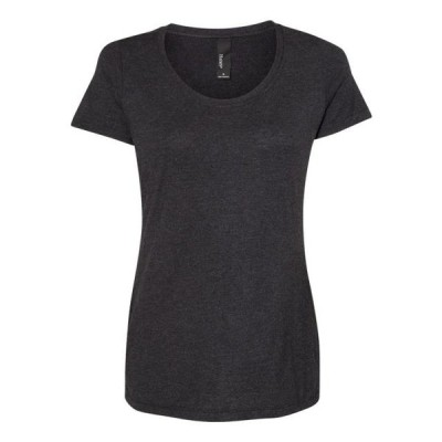 レディース 衣類 トップス Women's Modal Triblend Short Sleeve T-Shirt Hanes グラフィックティー