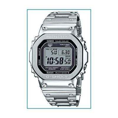 新品[カシオ] 腕時計 ジーショック Bluetooth 搭載 電波ソーラー GMW-B5000D-1JF メンズ シルバー【並行輸入品