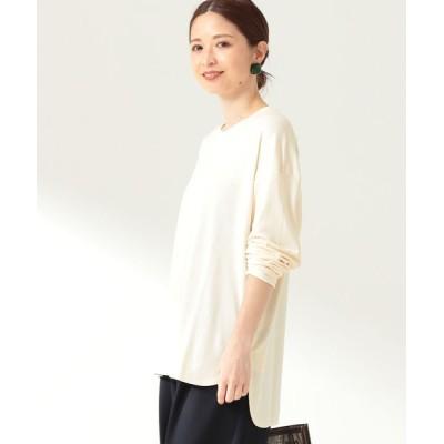 tシャツ Tシャツ Demi-Luxe BEAMS / スムース ロングスリーブ Tシャツ
