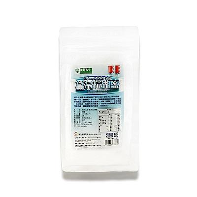 美好人生 天然湖鹽(600g)