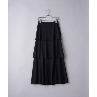 CIAOPANIC / カットティアードスカート WOMEN スカート > スカート