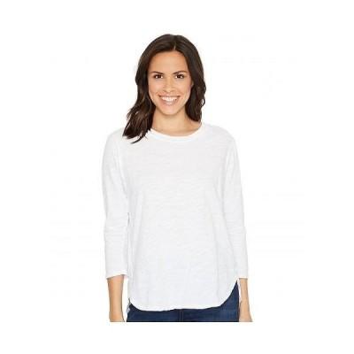 Fresh Produce フレッシュプロデュース レディース 女性用 ファッション Tシャツ Catalina Shirt - White