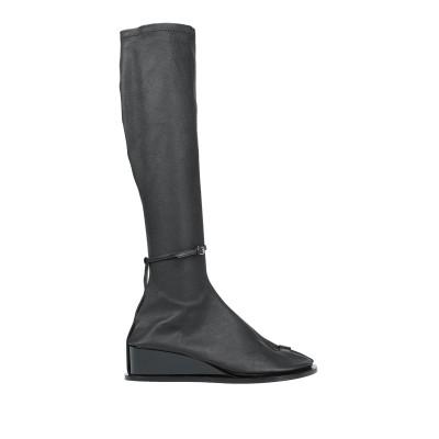 ジル サンダー JIL SANDER ブーツ ブラック 35 革 ブーツ