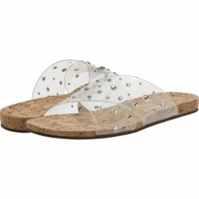 ジェシカシンプソン Jessica Simpson レディース サンダル・ミュール シューズ・靴 Tislie Clear/Clear