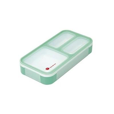 シービージャパン 弁当箱 薄型 フードマン 400ml ミントグリーン DSK