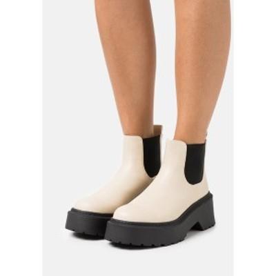 フォース アンド レックス レディース ブーツ&レインブーツ シューズ ELLIS - Ankle boots - cream cream
