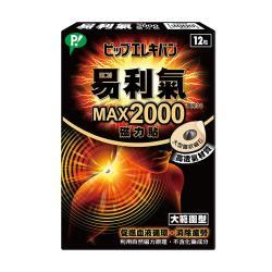 易利氣磁力貼- 大範圍型 (2000高斯)