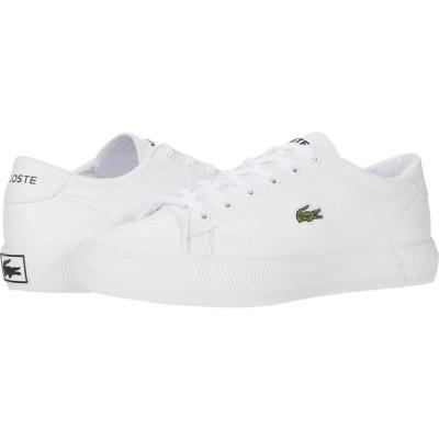 ラコステ Lacoste レディース シューズ・靴 Gripshot 0120 3 CFA White/White